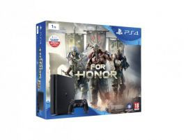SONY Playstation 4 1TB + For Honor